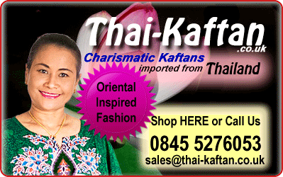 Kaftan Special Offer - plus sizes for the fuller figure always available.
